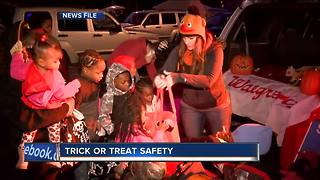 Halloween safety tips for kids - Video