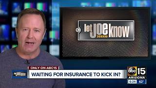 If you're waiting for insurance to kick in, here's what you need to know - Video
