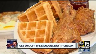 Breakfast Joynt offering deals for new locations - Video