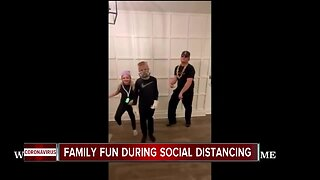 Family Fun During Social Distancing