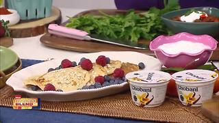 Healthy Eating With Lourdes Castro - Video