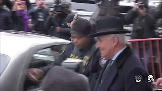 Roger Stone sentenced to 40 months