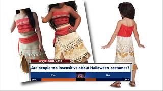Mom blog post sparks costume controversy
