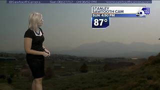 Intense heat dominates the forecast in the week ahead - Video
