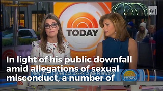 Another Disturbing Video Of Matt Lauer Resurfaces - Video
