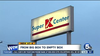 Empty big box stores coming to a lot near you