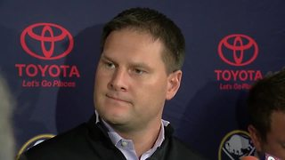 Botterill discusses Sheary & Hunwick trade - Video