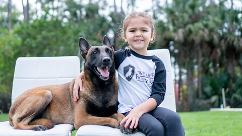 Training $70K Attack Dogs... With Our 4 Year-Old I BIG DOGZ