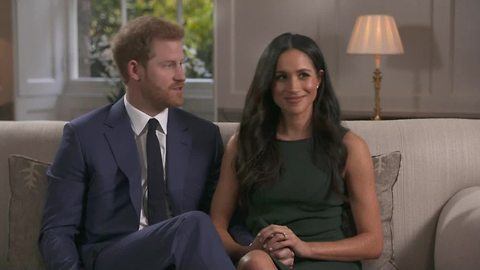 Babies? Prince Harry and Meghan Markle discuss their future