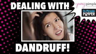 Dealing with Dandruff | Seborrheic Dermatitis with Dr. Sandra Lee - Video