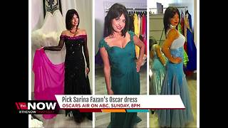 VOTE: Sarina Fazan's Oscar gown goes to Boys and Girls Clubs of Tampa Bay - Video