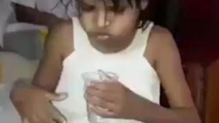 Girl Found Living With Monkeys - Video