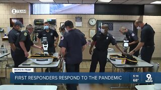 Local first responders reinvent agencies during pandemic