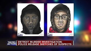 Detroit police search for suspects in shooting that killed teen