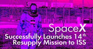 HowStuffWorks Illustrated: SpaceX Successfully Launches 14th Resupply Mission