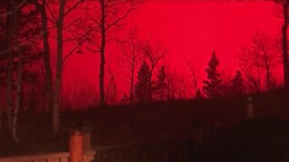 Families reflect on damage wrought by East Troublesome Fire