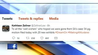 Avery attorney tweets new action in - Video