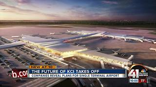 Developers pitch proposals for new KCI terminal - Video