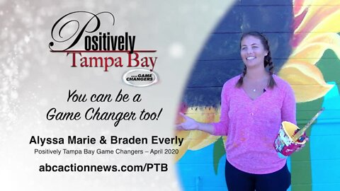Alyssa Marie And Braden Everly - April's Game Changers