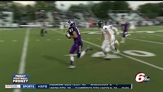 HIGHLIGHTS: Zionsville vs. Brownsburg - Video