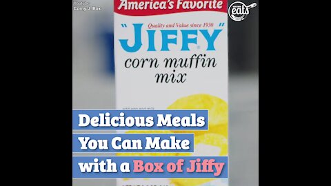 Delicious Meals You Can Make with a Box of Jiffy
