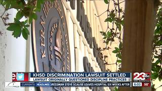 KHSD Discrimination Lawsuit Settled - Video