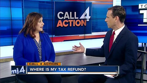 Call 4 Action: Tax refunds