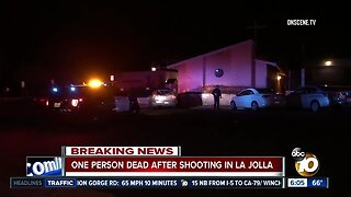 Shooting at La Jolla party leaves one dead, three injured