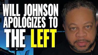 Will Johnson Apologizes To The Left
