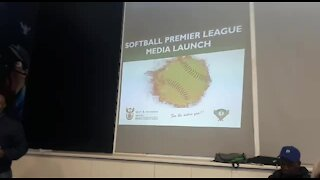 South Africa - Softball Premier League (Video) (WQt)