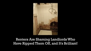 Renters Are Shaming Landlords On Twitter And It's Awesome - Video