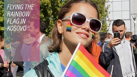 Freedom is worth it: Voices from Kosovo Pride