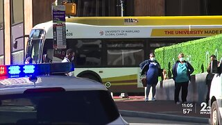 Charm City Circulator employees concerned over working conditions amid pandemic