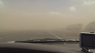 Dust detectors to warn drivers on I-10 6p - Video