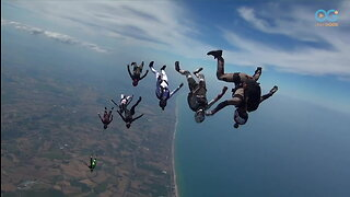 These Fearless Freefalling Females Will Amaze You