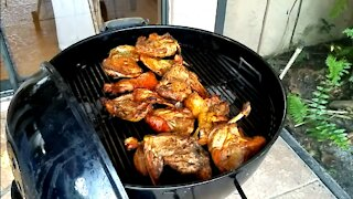 The Secret Magic Mojo that Makes the BEST Barbecue Chicken