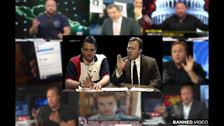 WATCH ALEX JONES & INFOWARS PREDICT INTERNET KILLSWITCH & MASSIVE WEB CENSORSHIP