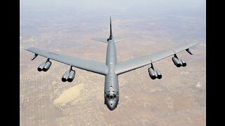 Two US B-52s Spotted Flying Over Israeli Airspace Towards Persian Gulf! - Reports Say!