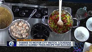 Louisiana Creole Gumbo finds Recipe for Success - Video