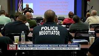 Autism training to become mandatory for Florida law enforcement - Video