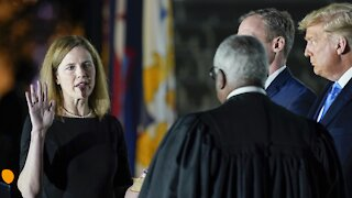 Amy Coney Barrett Confirmed To The Supreme Court