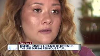 Woman says pastor sexually assaulted her during 'anointing ritual'