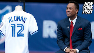 Roberto Alomar banished by MLB after sexual misconduct claim