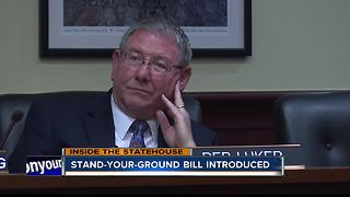 Idaho House panel introduces stand-your-ground legislation - Video