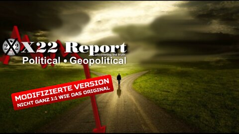 X-22 Report vom 23.11.2020 - Extreme Panik in [DC] - Episode 2336b