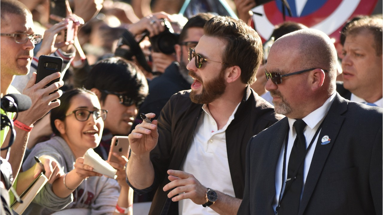 Chris Evans: Whether He'll Reprise Captain America