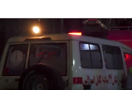 Car Bomb Blast Near Mosque Kills Three People in Kabul - Video