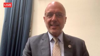 U.S. Rep. Ted Deutch talks about breach at U.S. Capitol