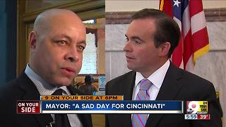 Black, Cranley headed for showdown at City Hall - Video