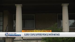 Local elderly couple fights for months over whopping $6,000 water bill - Video